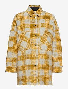 Drake Shirt Jacket - INCA GOLD