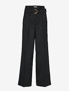 Moyet HW Trousers - BLACK