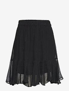 Tul MW Skirt - BLACK