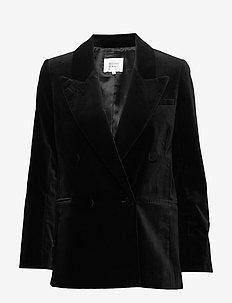 Vega Blazer - blazere - black
