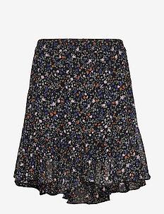 Gently Skirt - BLACK