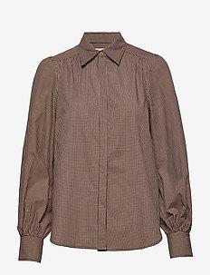 Ellen LS Shirt - BLACK