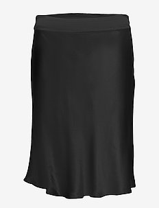 Eddy MW Short Skirt - midi kjolar - black