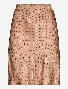 Berri MW Short Skirt - PRALINE