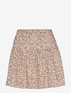 Wing Short Skirt - kurze röcke - macadamia