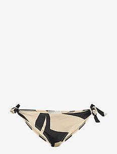 Julia Bikini Bottom - bikiniunderdeler - black beauty