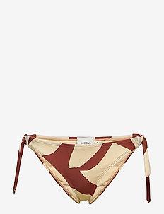 Julia Bikini Bottom - bikini hosen - carob brown