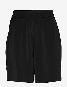 Minga Shorts - casual shortsit - black beauty