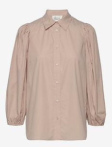 Miracle Shirt - long-sleeved shirts - smoke gray