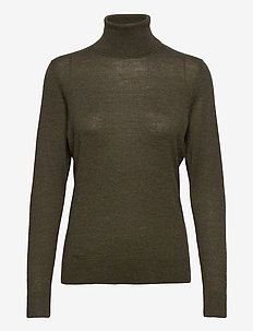 Felina Knit T-Neck - pologenser - sea turtle