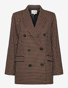 Branley Blazer - oversized blazere - black