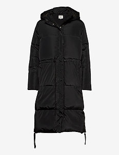Buffy Coat - dunkåper - black