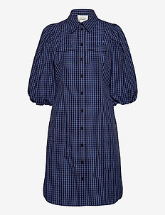 Bing Dress - shirt dresses - eclipse
