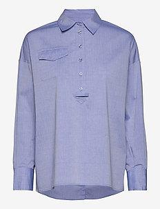 Boggi Blouse - koszule z długimi rękawami - skyway