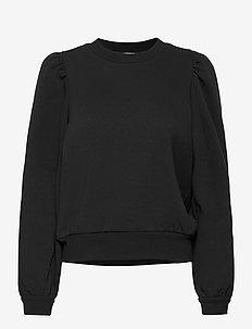 Carmella Sweat - sweatshirts - black