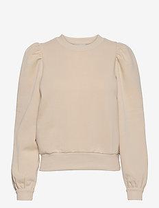 Carmella Sweat - sweatshirts - croissant