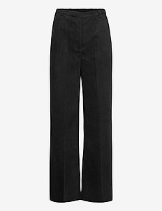 Boyas New Trousers - vida byxor - black
