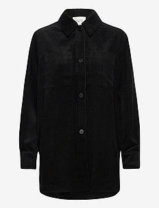 Boyas Jacket - overshirts - black