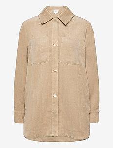 Boyas Jacket - overshirts - humus
