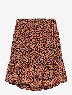Hilma Skirt - korte nederdele - desert sand