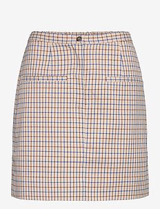 Eloa Skirt - korta kjolar - nautical blue