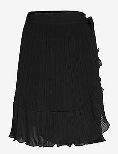Mounto Skirt - midi kjolar - caviar