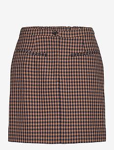 Branley Skirt - kort skjørt - black