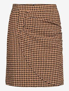 Hula Skirt - kurze röcke - black