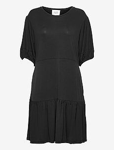 Jennifer SS Dress - sommarklänningar - black