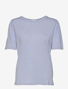 Dorph Tee - t-shirts - brunnera blue