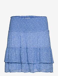 Mano Skirt - korta kjolar - blue bonnet