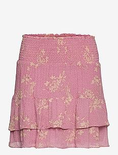Mories Skirt - korta kjolar - lilas
