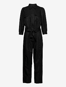 Selene New Jumpsuit - jumpsuits - black