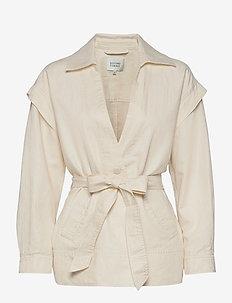 Selene New Jacket - vestes legères - white swan