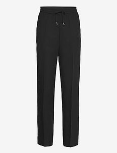 Nukana Trousers - raka byxor - black