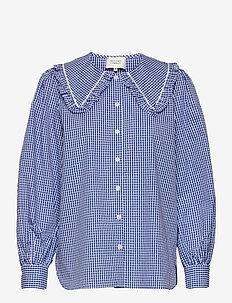 Toto Shirt - långärmade blusar - deep ultramarine