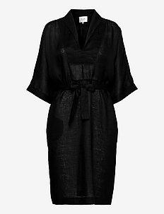 Basel Dress - vardagsklänningar - black