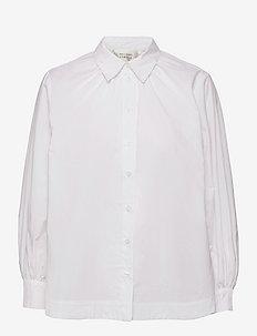 Totema New Shirt - långärmade skjortor - white