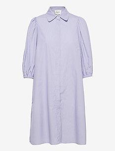 Moscow Dress - vardagsklänningar - bel air blue