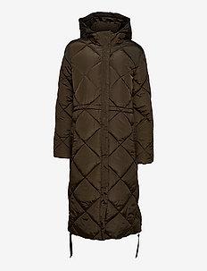 Buffie Coat - talvemantlid - wren