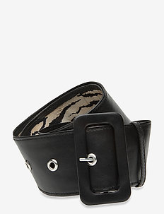 TINE ANDREA & DARJA x SECOND FEMALE Boyi Belt - skärp - black