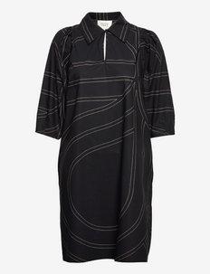 Dakky Dress - vardagsklänningar - black