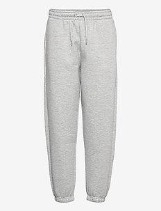 Carmella Sweat Pants - sweatpants - light grey melange