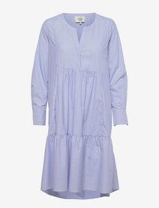 Moscow New Dress - vardagsklänningar - bel air blue