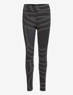 Cicely Leggings - leggings - black