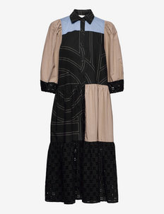 Mix Dakky Dress - vardagsklänningar - black