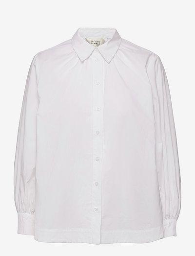 Totema New Shirt - denimskjorter - white