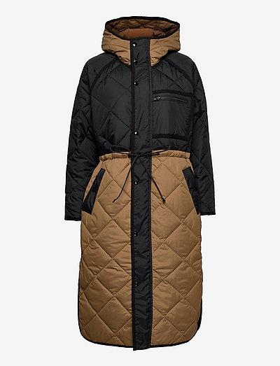 Prudence New Coat - dynefrakke - black