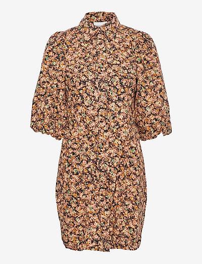 Mayda Dress - sommarklänningar - toasted nut
