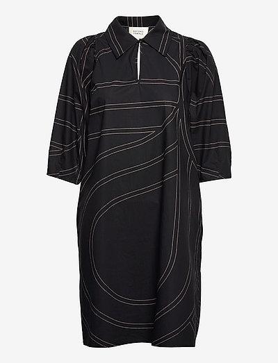 Dakky Dress - hverdagskjoler - black